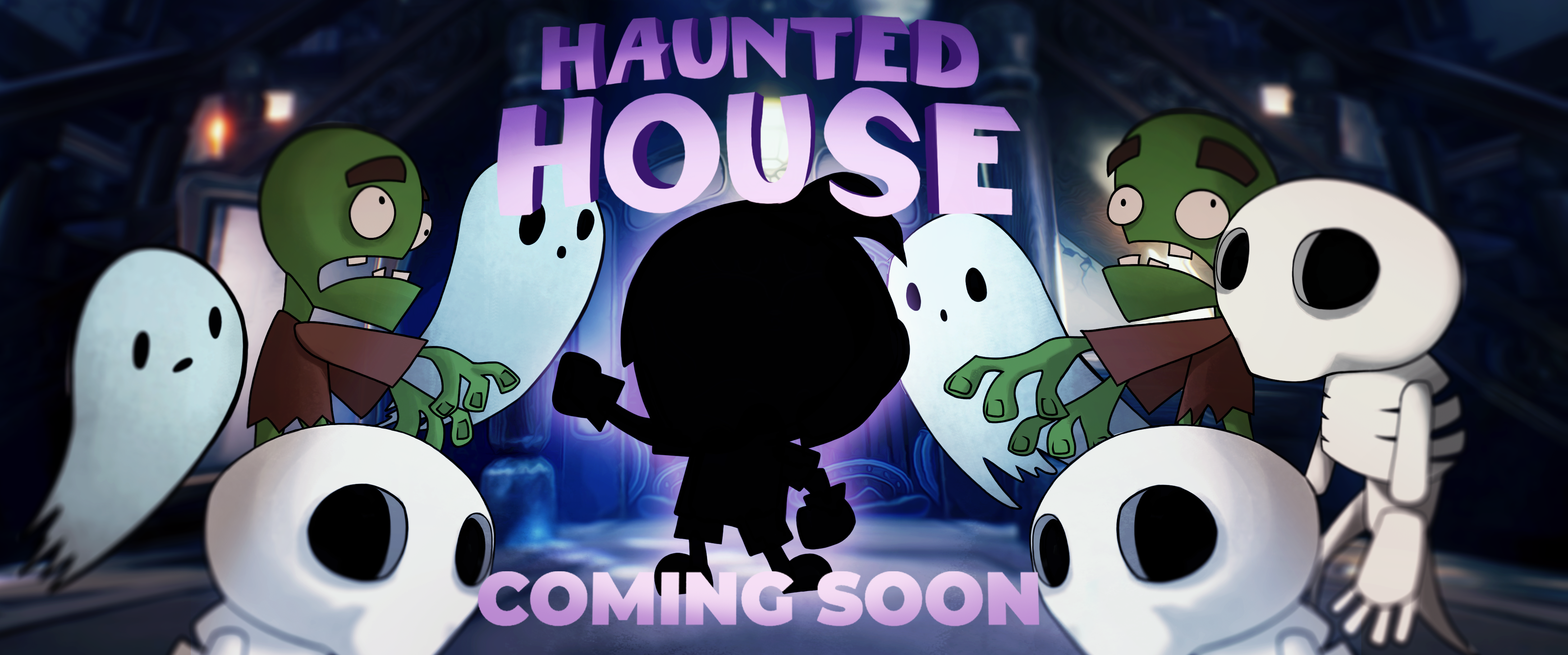 Haunted House iOS, Android (Play store), Microsoft Store (Windows Apps)